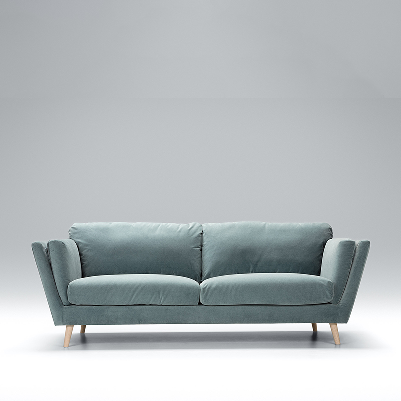 Here we have the popular Bryce velvet sofa. Available in a range of sizes and colours. Shop today!